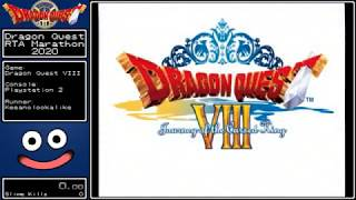Dragon Quest RTA Marathon 2020 - Dragon Quest VIII by Keeanolookalike (Part 1)