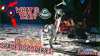 10 INSANE Space Discoveries! 🛸