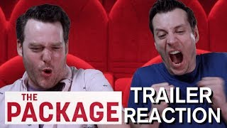 The Package - Trailer Reaction