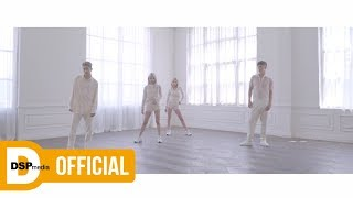 KARD - 'Ride on the wind' Choreography video