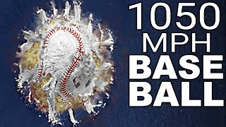 World's Fastest Pitch - Supersonic Baseball Cannon - Smarter Every Day 242