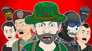 ♪ CALL OF DUTY: MW2 THE MUSICAL - Animated Parody Song