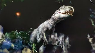 NEW INDOMINOUS REX | Jurassic World The Ride Huge Refurbishment at Universal Studios Hollywood