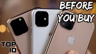 Top 10 iPhone 11 Facts You Need To Know Before Buying