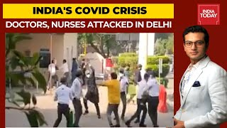 India's Active Covid-19 Cases Inch Closer To 29 Lakh; Doctors, Nurses Attacked In Delhi & More