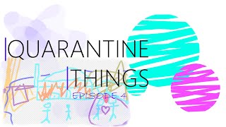 Angels vs. Devils Drawing Challenge | Quarantine Things Episode 4