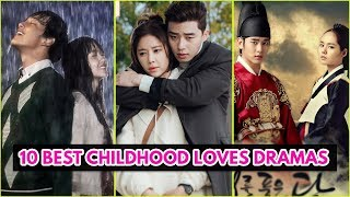 10 Best Childhood Friends to Lovers Korean Dramas You Should Watch