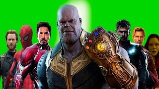 AVENGERS INFINITY WAR THE MUSICAL - Parody Song(Version Realistic)