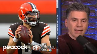 How the Browns holding practice after COVID-19 impacts Steelers | Pro Football Talk | NBC Sports