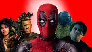 DEADPOOL 2 THE MUSICAL - Parody Song(Version Realistic)