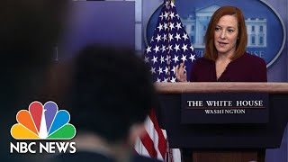 White House Holds Press Briefing: May 4 | NBC News