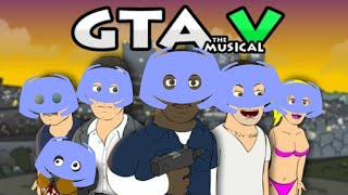 GTA V The Musical but its discord messages