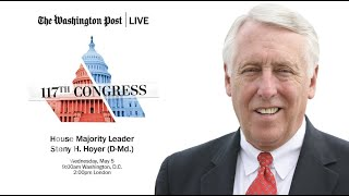 House Majority Leader Steny Hoyer on immigration, infrastructure and more (Full Stream 3/5)