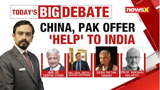 China, Pak Offer 'Help' To India | Where Is America's Offer To Help? | NewsX