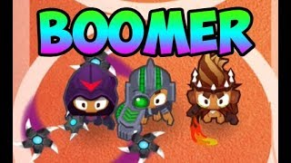Bloons TD 6 - BEST BOOMERANG GUIDE EVER