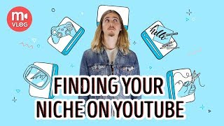 FIND YOUR YOUTUBE NICHE: gaming channels, entertaining content, beauty vlogs