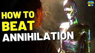 "How to Beat the SHIMMER in ""ANNIHILATION"" (2018)"