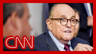 New details emerge about investigation into Giuliani