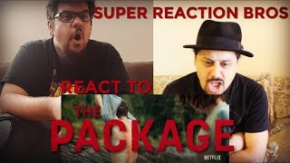 SRB Reacts to The Package Official Netflix Trailer