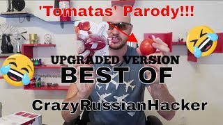 BEST OF Crazy Russian Hacker! 'Tomatas' | FUNNY MOMENTS (Updated Version)