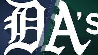 Davis, Chapman homer in Athletics' to 2-1 win: 8/4/18