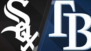 White Sox compete sweep of Rays with 8-7 win: 8/5/18