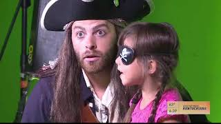 WHAS 11 Louisville KY Coverage of the LJS Pirate 2017