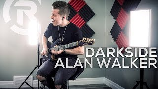 Alan Walker - Darkside - Cole Rolland (Official Guitar Cover)