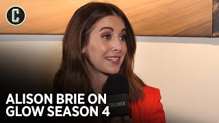 Alison Brie Reveals When 'GLOW' Season 4 Starts Filming; Teases Another Location Change