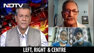 The Human Cost Of The Covid Disaster | Left, Right & Centre