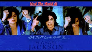 Michael Jackson They Don't Care About Us (2020 Video Clip version) Full Screen 1080p60 - DTS (2 ch)