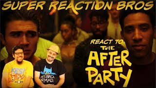 SRB Reacts to The After Party Official Netflix Trailer