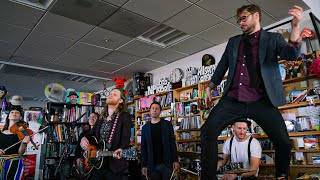 The Lumineers: NPR Music Tiny Desk Concert
