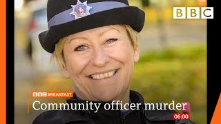 PCSO Julia James death: Locals urged to 'plan route' for safety @BBC News live 🔴 BBC